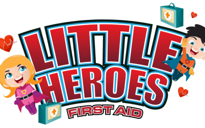 Little Heroes First Aid launches in Ireland